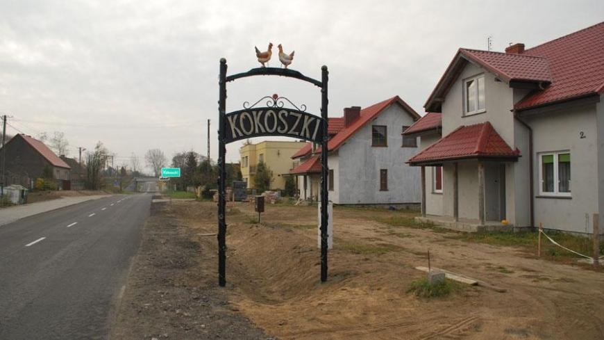 Sołectwa Kokoszki i Gąsiorowo realizują projekty