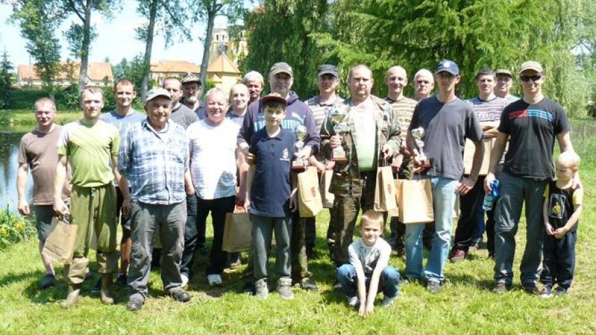 II Otwarte Mistrzostwa Gminy Nekla w Wędkarstwie