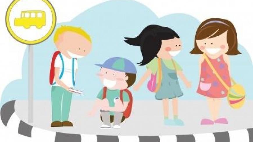 Harmonogram dowożenia dzieci do szkoły