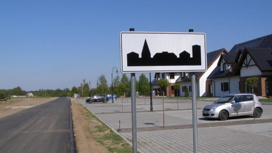 Rozbudowano drogę gminną w Barczyźnie