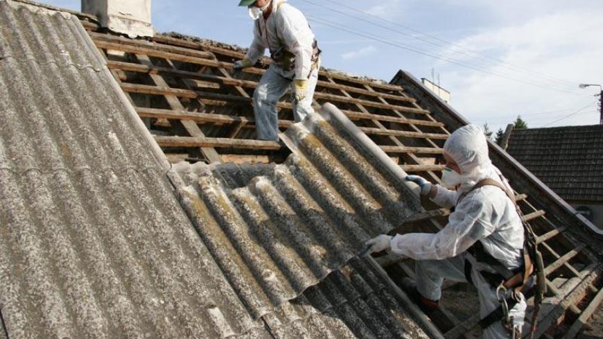 INFORMACJA dot. sfinansowanie usuwania wyrobów zawierających azbest