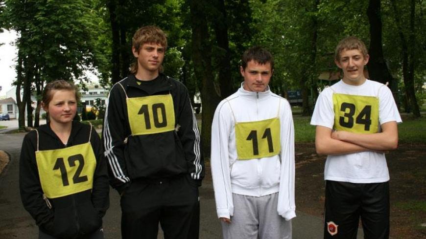 XVI Rejonowe Zawody Biathlonowe we Wrześni