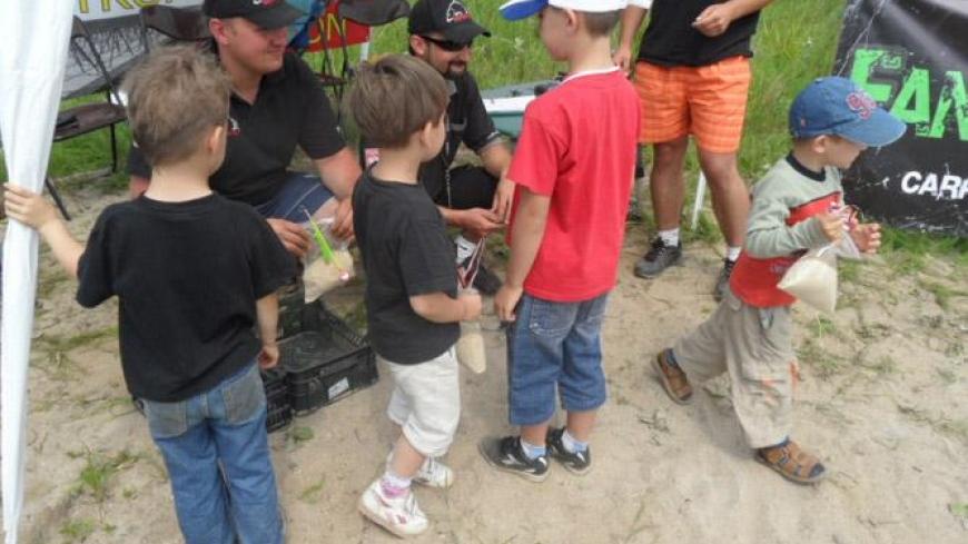 Dzień Dziecka z Fantazy Baits i Carp Hunter Team