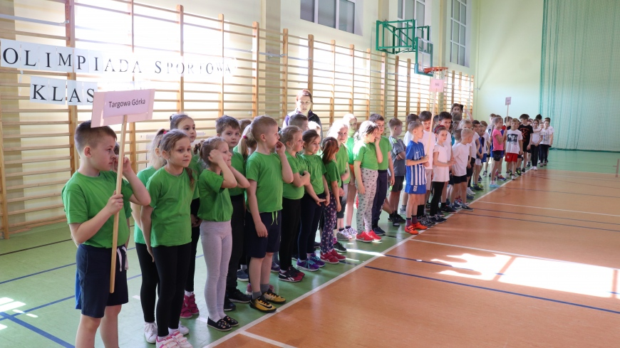 III Gminna Olimpiada Sportowa