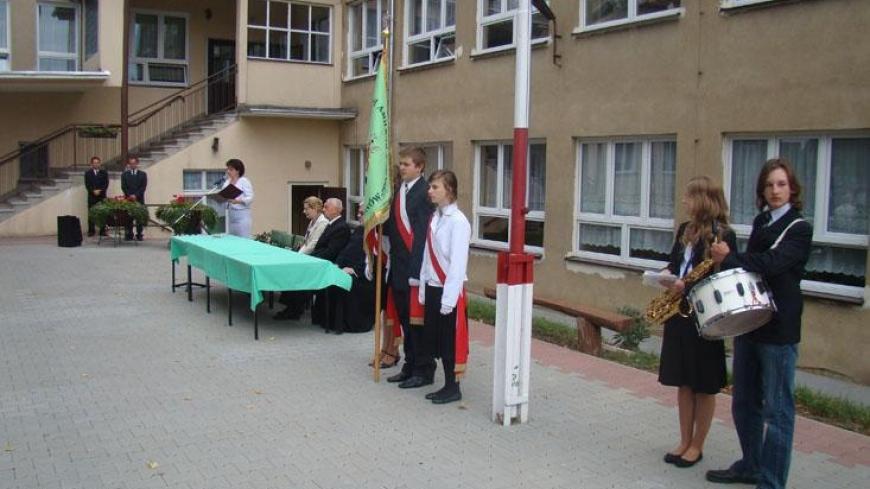 Rozpoczęcie roku szkolnego w Zespole Szkół w Targowej Górce