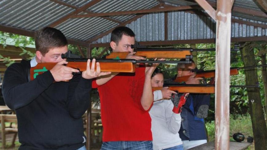 Ze strzelectwem na TY