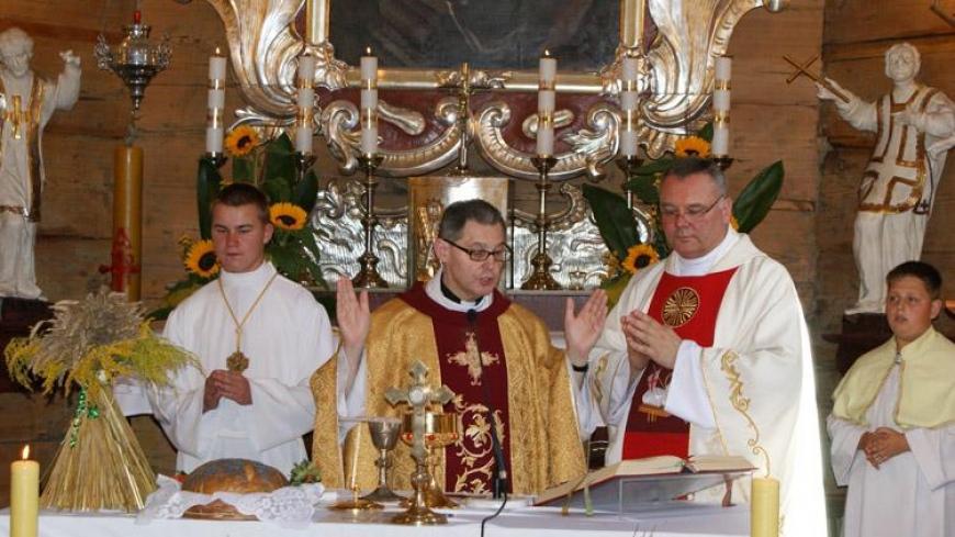 Dożynki Parafialne w Opatówku