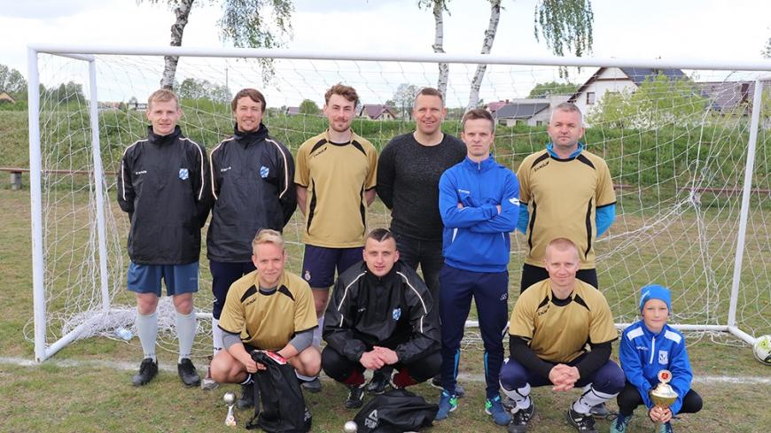 Turniej Piłki Nożnej o Puchar Burmistrza Miasta i Gminy Nekla