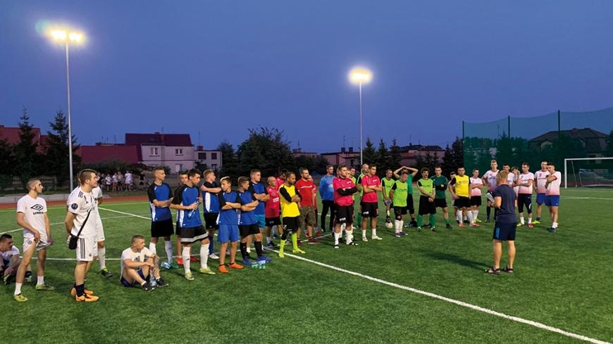 I Nocny Turniej Piłki Nożnej