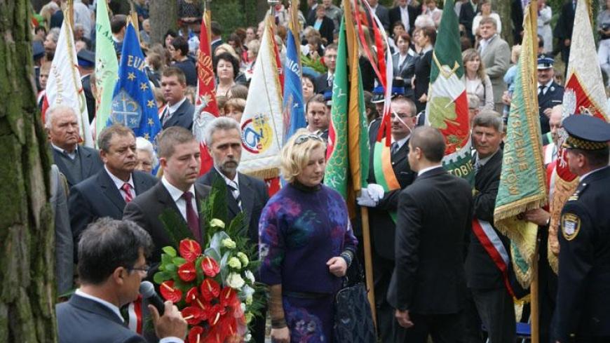 Uroczystość Patriotyczna w Janowie