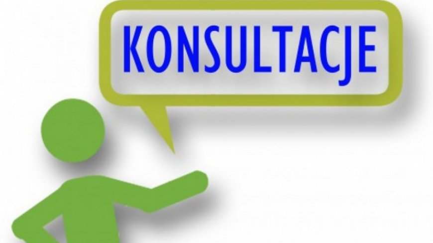 Konsultacje społeczne dotyczące zaprezentowania i poddania dyskusji oferty kulturalnej, edukacyjnej oraz zmian infrastrukturalnych