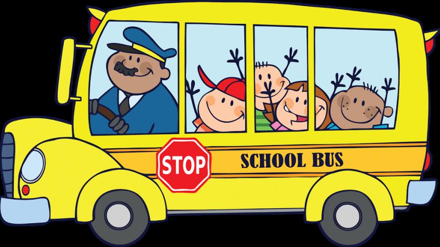 Zdjęcie autobusu szkolnego