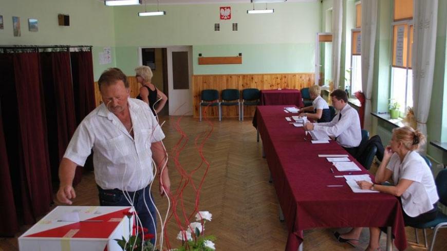 Wyniki wyborów w Gminie Nekla II tura