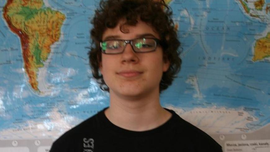 Piotrek z Gimnazjum w Nekli został laureatem z geografii