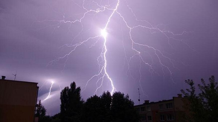 Ostrzeżenie meteorologiczne – silne burze z gradem